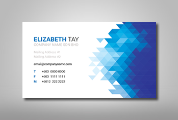 generic name card template archives cheap name card design malaysia