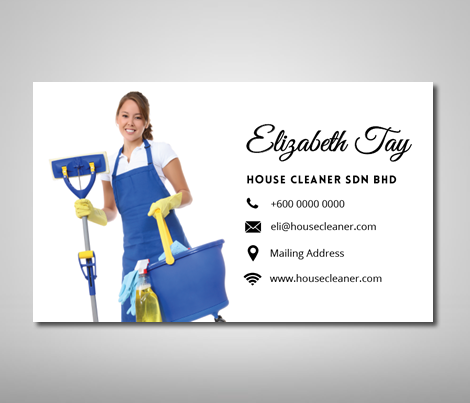 Domestic Cleaning Service Archives - Cheap Name Card Design Malaysia