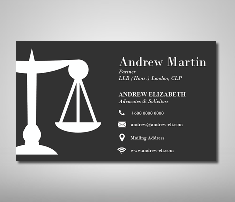 Lawyer business card malaysia archives cheap name card design malaysia lawyer business card malaysia nc068 reheart Images