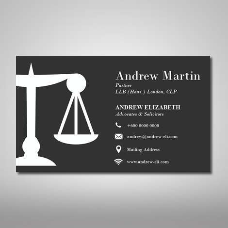 Cheapnamecarddesign name card design business card name card nc068 reheart Image collections